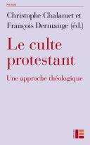 Pdf Le culte protestant Telecharger