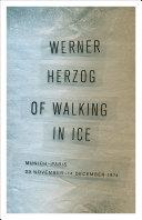 Of Walking in Ice Pdf/ePub eBook