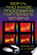 Signal And Image Processing For Remote Sensing Book PDF