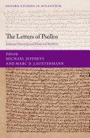 The Letters of Psellos Pdf/ePub eBook