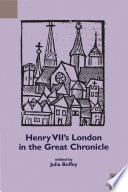 Henry Vii S London In The Great Chronicle