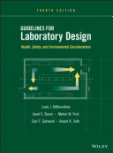 Guidelines for Laboratory Design