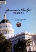 Governor s Budget