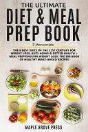 The Ultimate Diet   Meal Prep Book Bundle