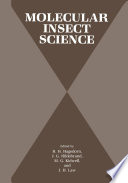 Molecular Insect Science Book PDF