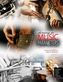 Listening To Music Parameters Book PDF