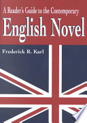 A Reader S Guide To The Contemporary English Novel
