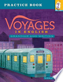 Voyages in English 2018 Grade 7, Practice Book