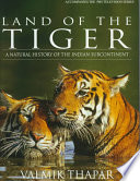 Land of the Tiger Book