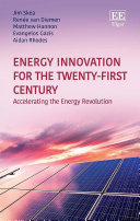 Energy Innovation for the Twenty First Century