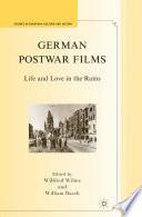 German Postwar Films