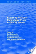 Exploring Practical Philosophy