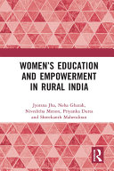 Women   s Education and Empowerment in Rural India
