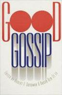 Good Gossip Book