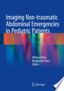 Imaging Non traumatic Abdominal Emergencies in Pediatric Patients