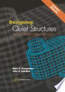 Designing Quiet Structures