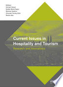 Current Issues in Hospitality and Tourism Book