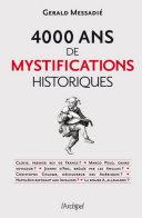 Pdf 4000 ans de mystifications historiques Telecharger