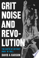 Grit Noise And Revolution Book PDF