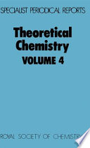 Theoretical Chemistry Book