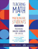Teaching Math to Multilingual Students  Grades K 8
