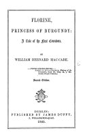 Florine, Princess of Burgundy: a tale of the first Crusaders