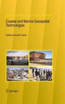 Coastal and Marine Geospatial Technologies