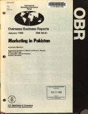 Marketing in Pakistan