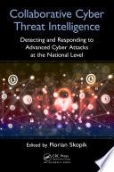 Collaborative Cyber Threat Intelligence Book