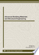 Advanced Building Materials and Structural Engineering