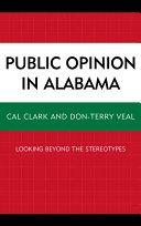 Public Opinion in Alabama Pdf/ePub eBook