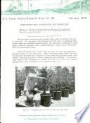 U S Forest Service Research Note Se  Book PDF