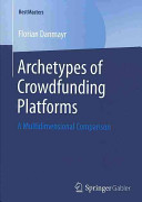 Archetypes of Crowdfunding Platforms