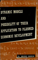 Dynamic Models and Possibility of Their Application to Planned Economic Development