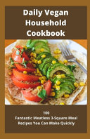 Daily Vegan Household Cookbook