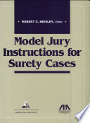 Model Jury Instructions For Surety Cases