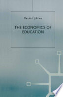 The Economics of Education