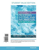 Essentials of Processes  Systems and Information  Student Value Edition