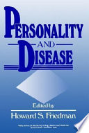 Personality and Disease Book