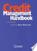 Credit Management Handbook Book