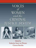 Voices of Women from the Criminal Justice System Book PDF