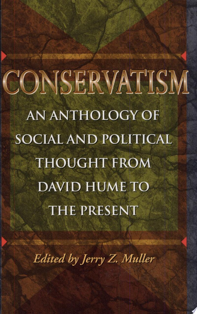 Conservatism banner backdrop