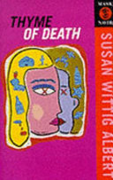 Thyme of Death Book