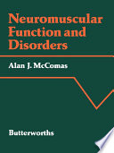 Neuromuscular Function And Disorders Book PDF