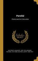 Parsifal: Drame Sacré En Trois Actes ebook