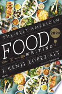 The Best American Food Writing 2020 Book