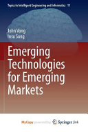 Emerging Technologies for Emerging Markets