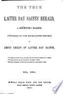 Saints  Herald Book