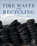 Tire Waste And Recycling Book PDF