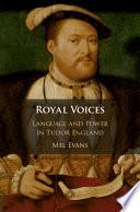Royal Voices Book